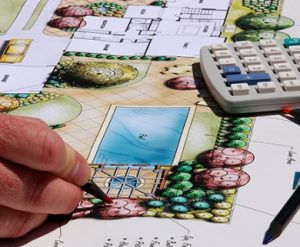 Udarbejdelse af haveplan